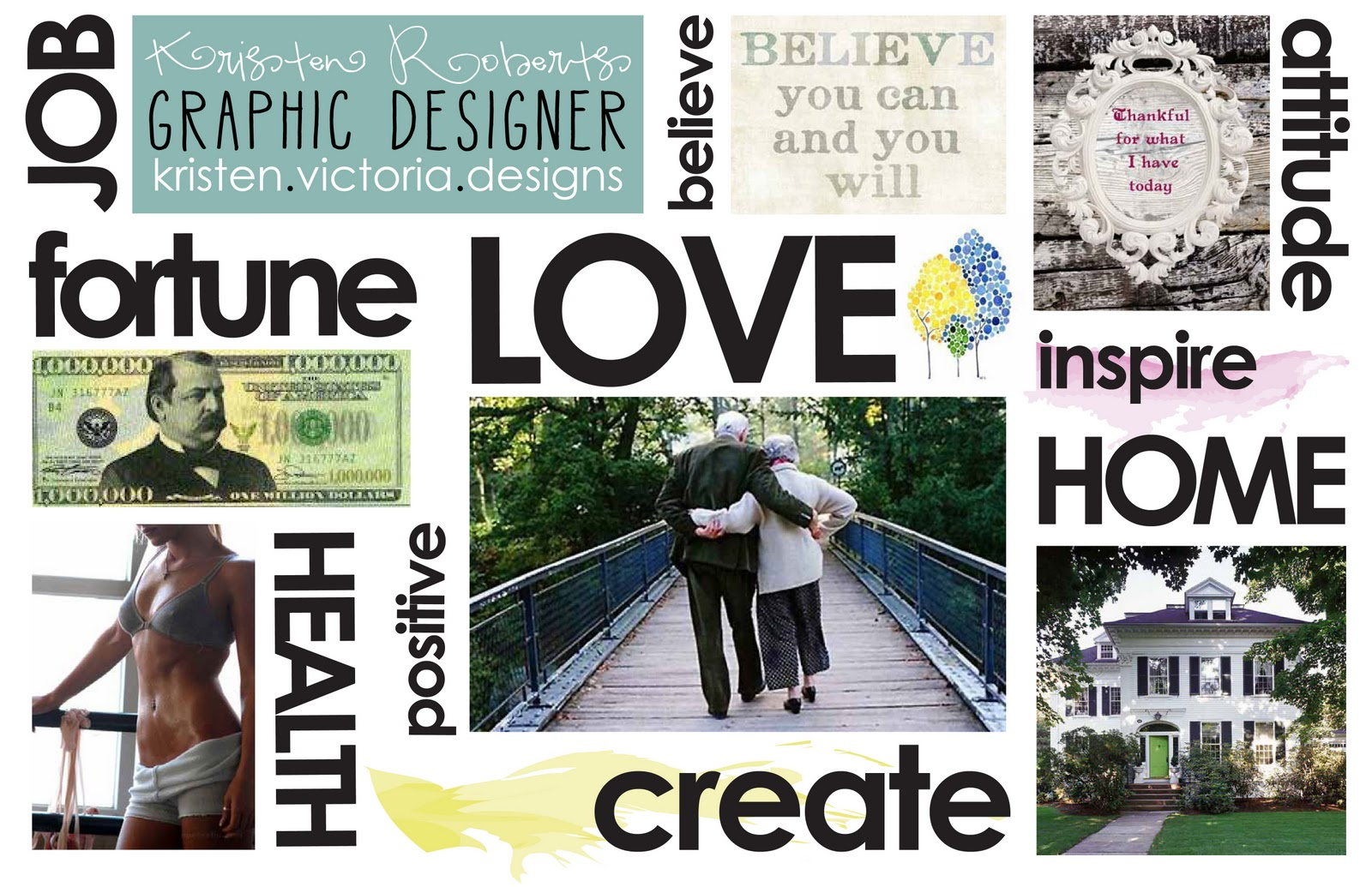 Importance Of A Vision Board Direct Recruiters Inc